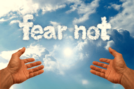ore about how you can release yourself from fear