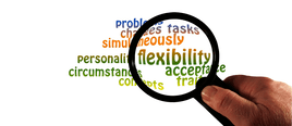 life needs flexibility