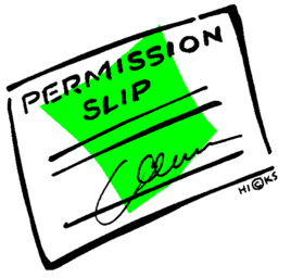 Permission to live your life