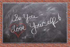 practice to love yourself