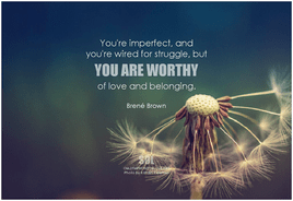 How worthy, you think, you are?