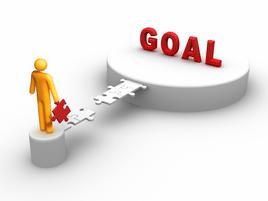Long-term goals, achieve them easier.