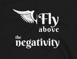 Positivity in negativity