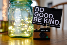Spreading good and kindness to the world.