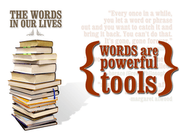 Powerful words.