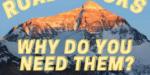 Roadblocks, why do you need them